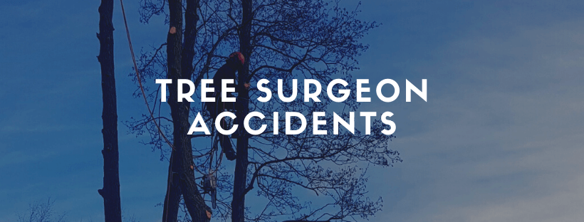 tree surgeon accidents cover